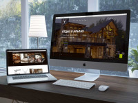 Сайт загородного отеля