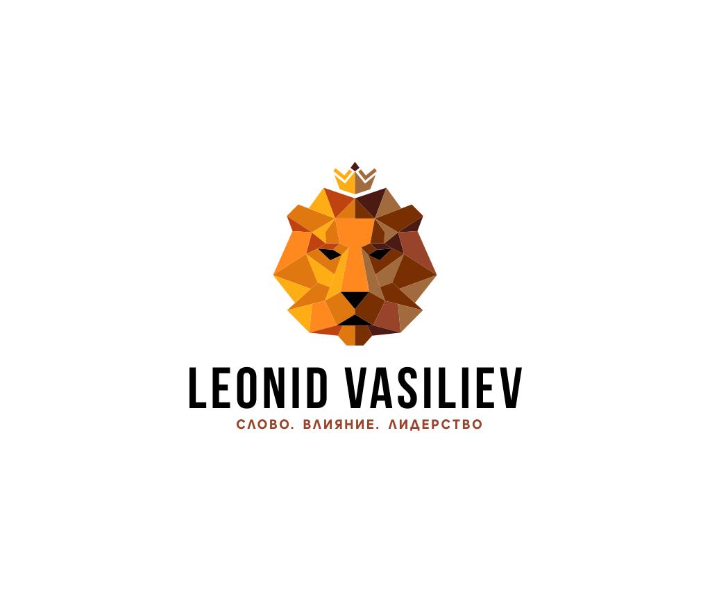 Логотип бизнес-тренера
