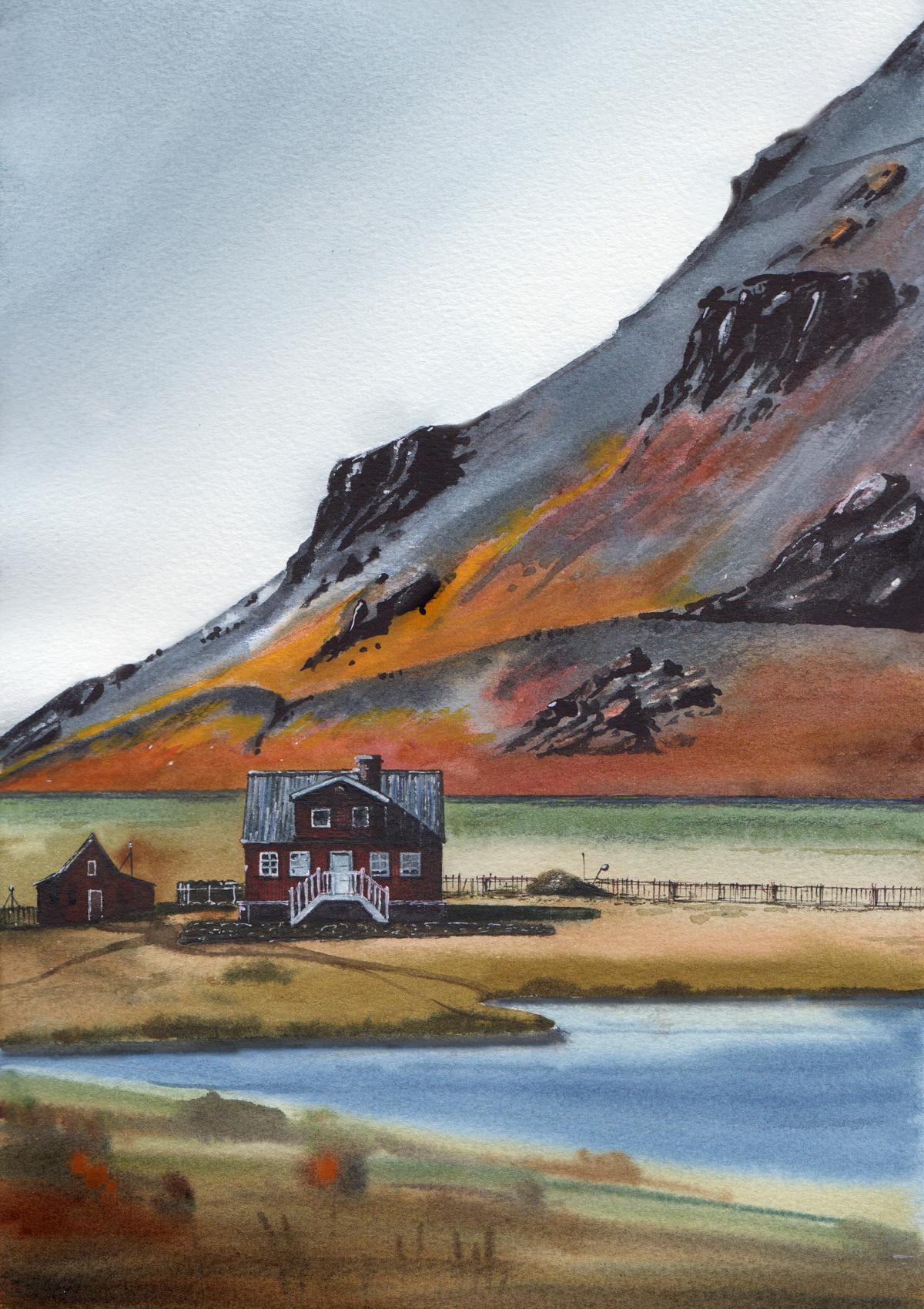 Серия Исландия. 7