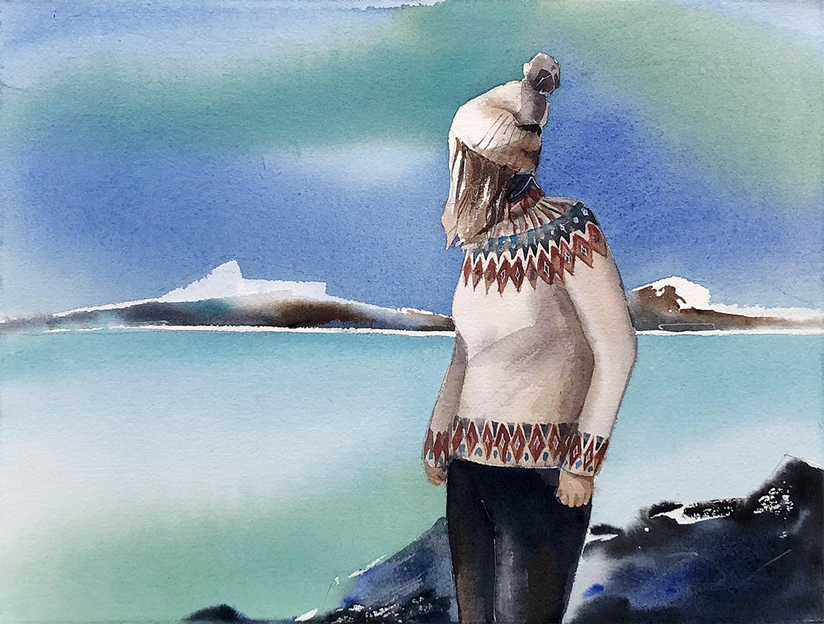 Серия Исландия. 5