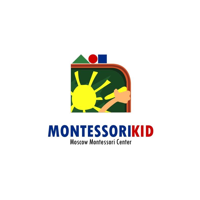 Монтессори центр (эмблема)