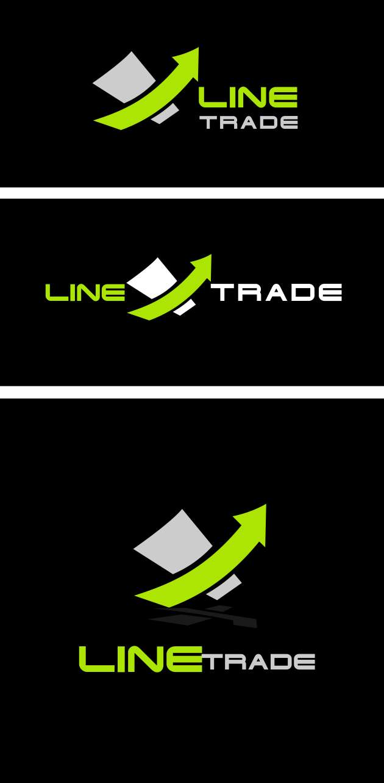 Разработка логотипа компании Line Trade фото f_24150f90a147156c.jpg