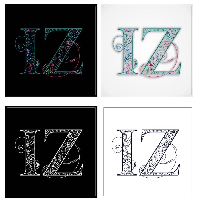 Фрагмент слова-логотипа...