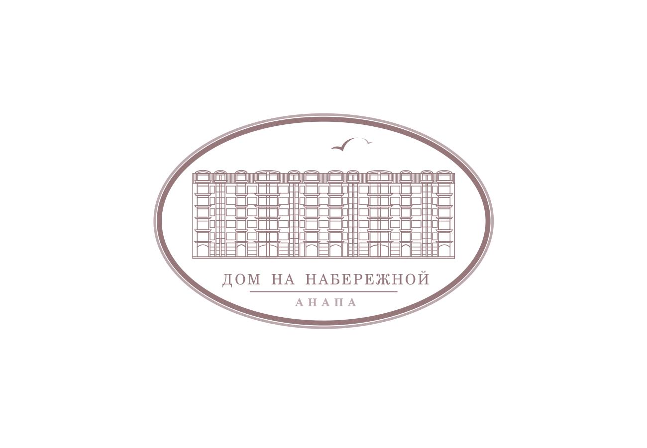 РАЗРАБОТКА логотипа для ЖИЛОГО КОМПЛЕКСА премиум В АНАПЕ.  фото f_7825de64fd491eae.png