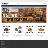 """Обувная фабрика """"Belvas"""""""