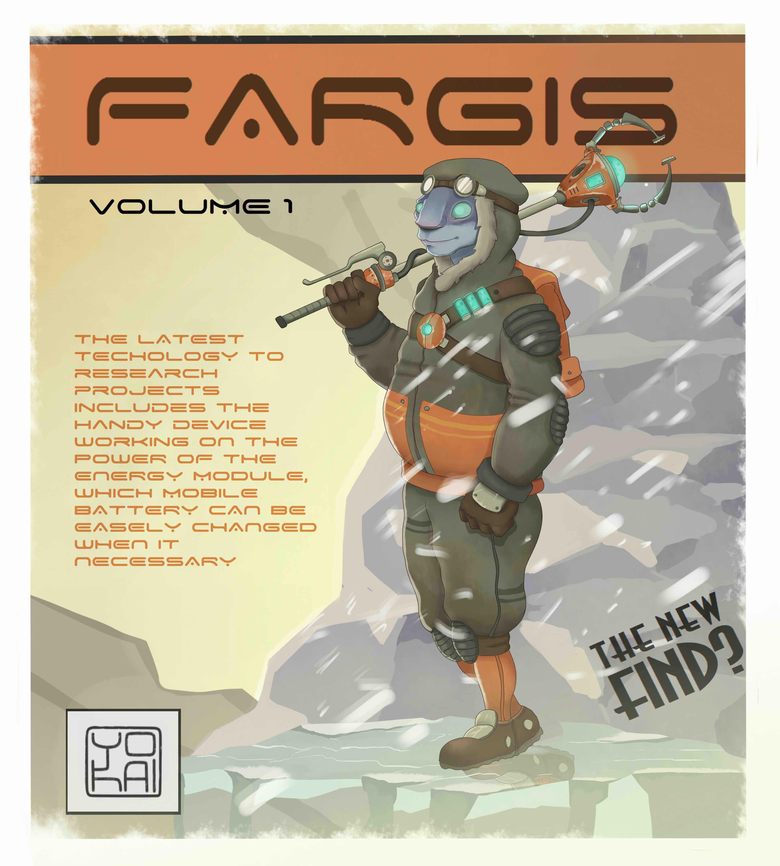 Fargis (Comic series)