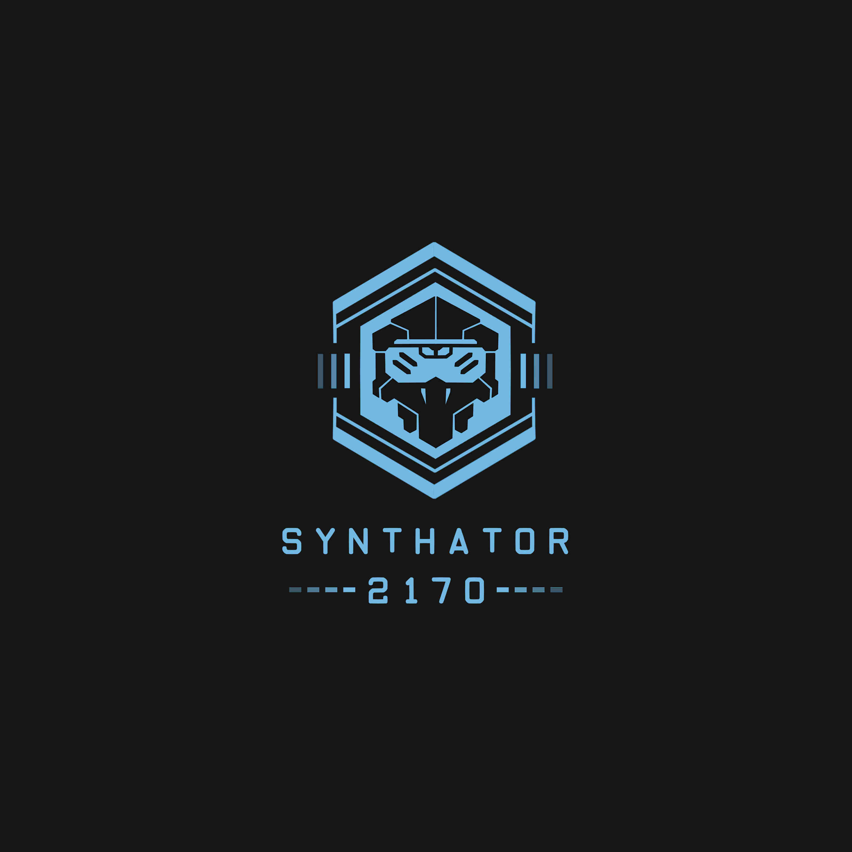 Synthator (logo design #3)