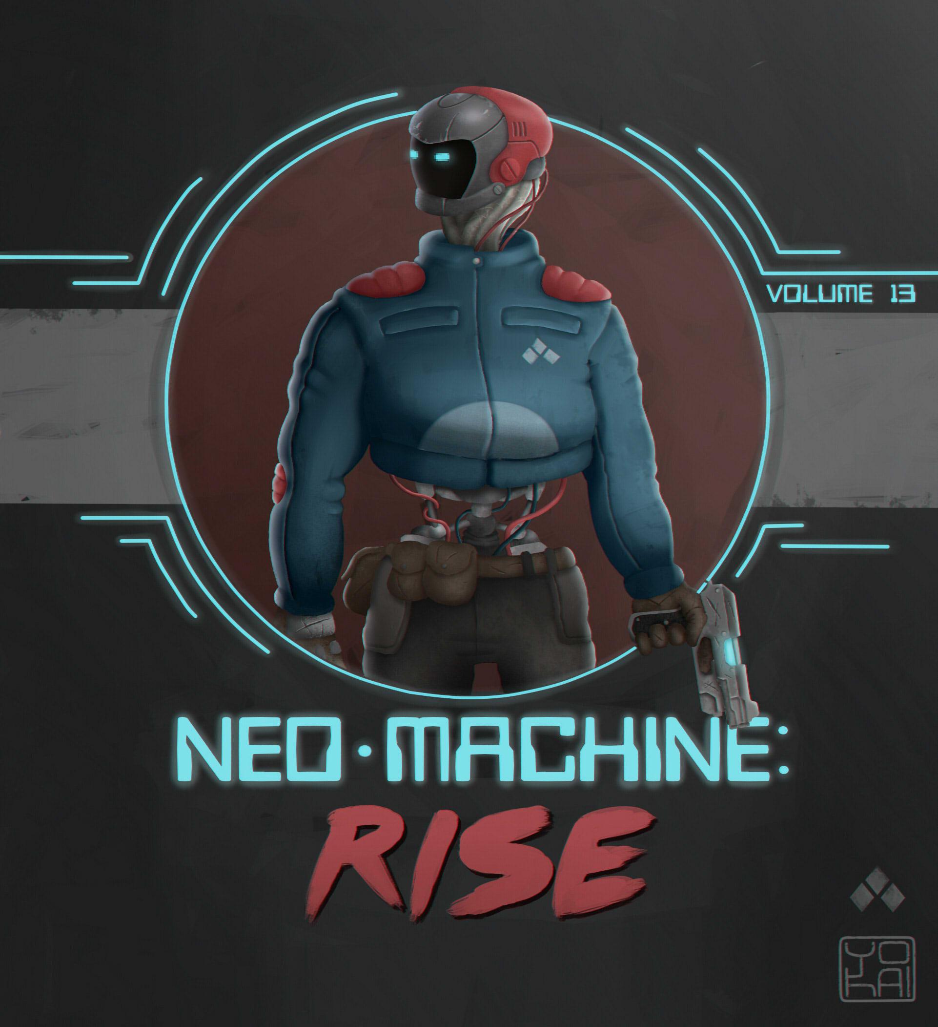 Neo-Machine: Rise (Cyberpunk project)