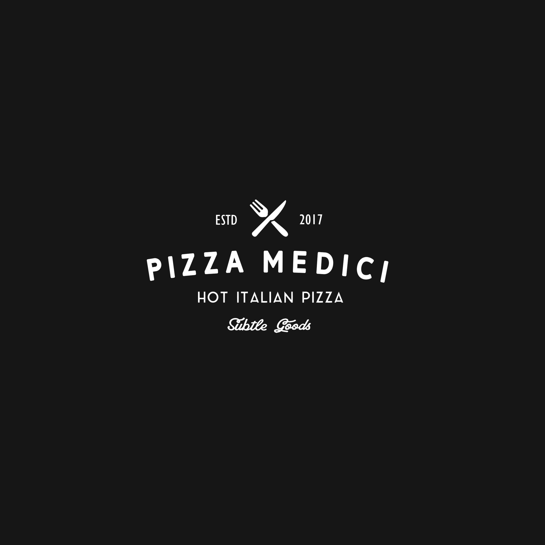 Pizza Medici (logo design)