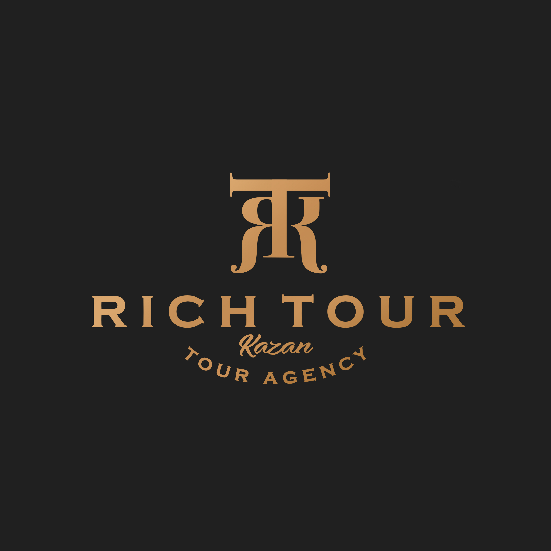 Rich Tour Kazan (logo design)
