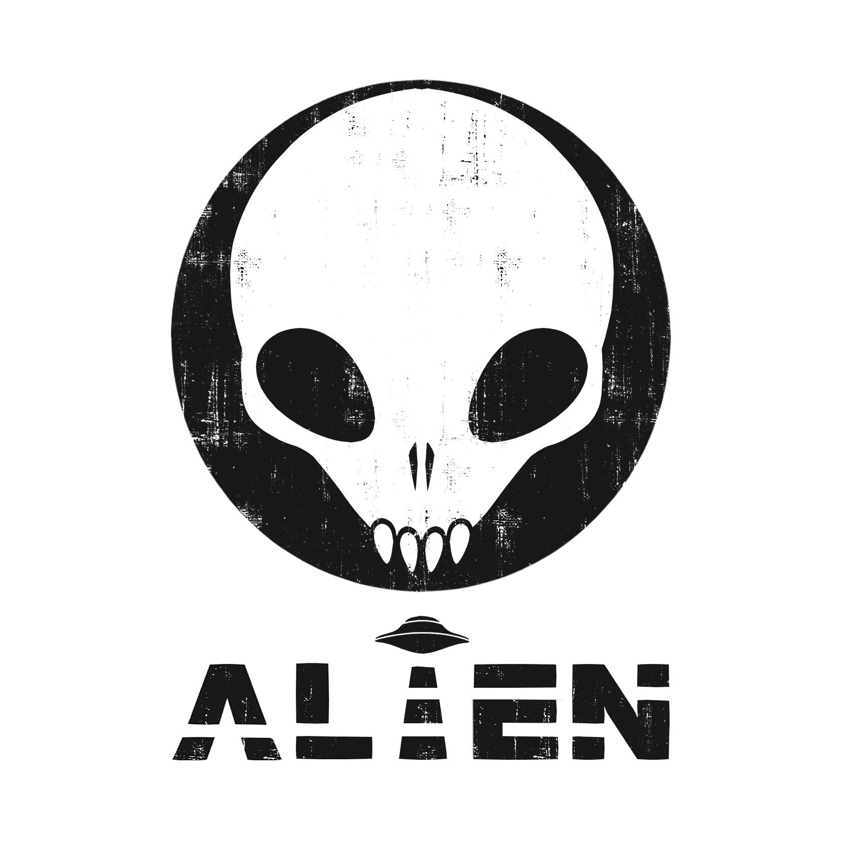 Alien (logo design)