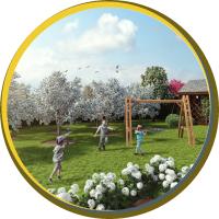 Ландшафт детской игровой площадки