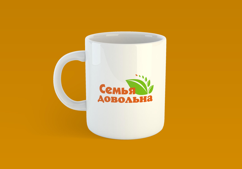 """Разработайте логотип для торговой марки """"Семья довольна"""" фото f_5395ba794268eec4.png"""