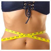 Лендинг о похудении.