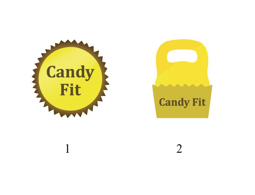 "Разработать логотип для ""CandyFit"" фото f_64151e919f35adfa.jpg"