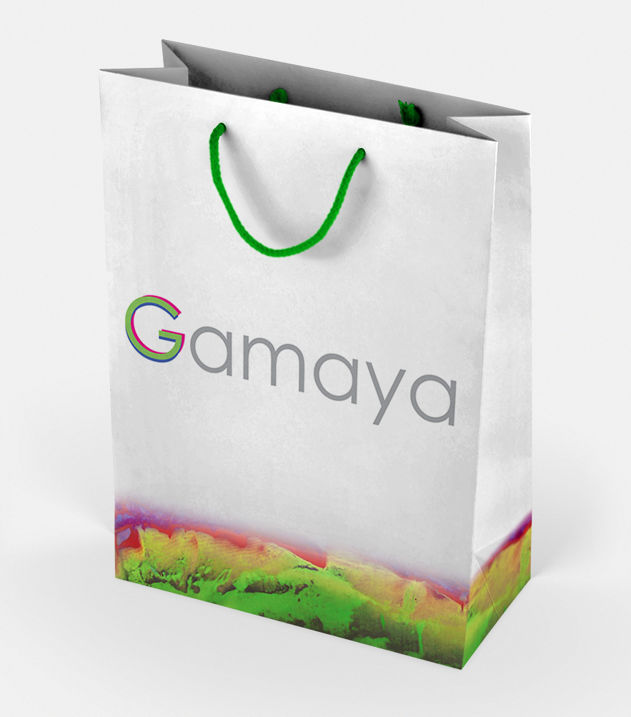 Разработка логотипа для компании Gamaya фото f_2165484a6b48423f.jpg