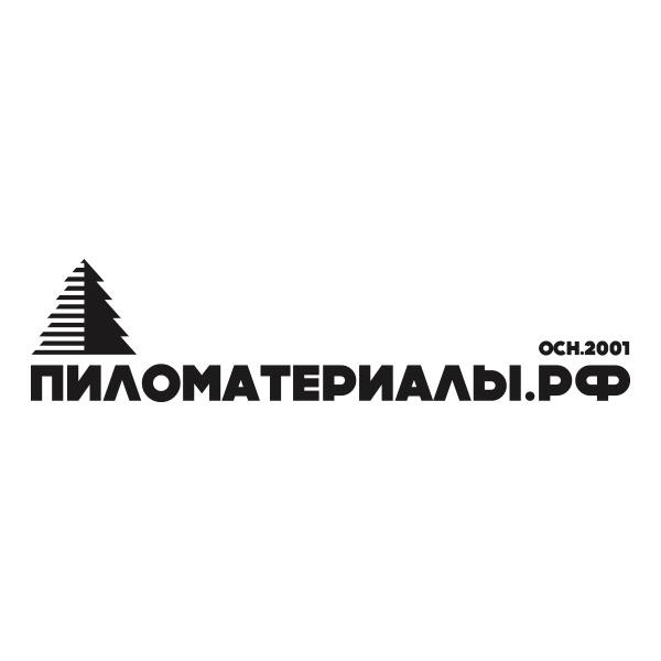"""Создание логотипа и фирменного стиля """"Пиломатериалы.РФ"""" фото f_681530b2a489f807.jpg"""