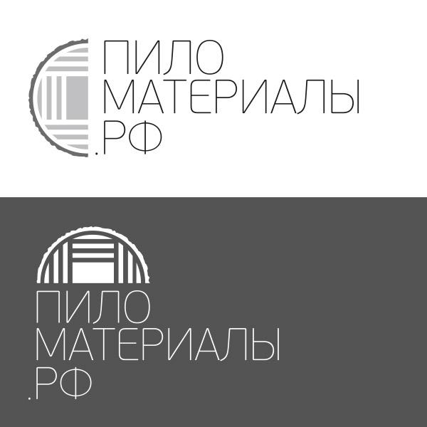 """Создание логотипа и фирменного стиля """"Пиломатериалы.РФ"""" фото f_77252fa08a6386c2.jpg"""