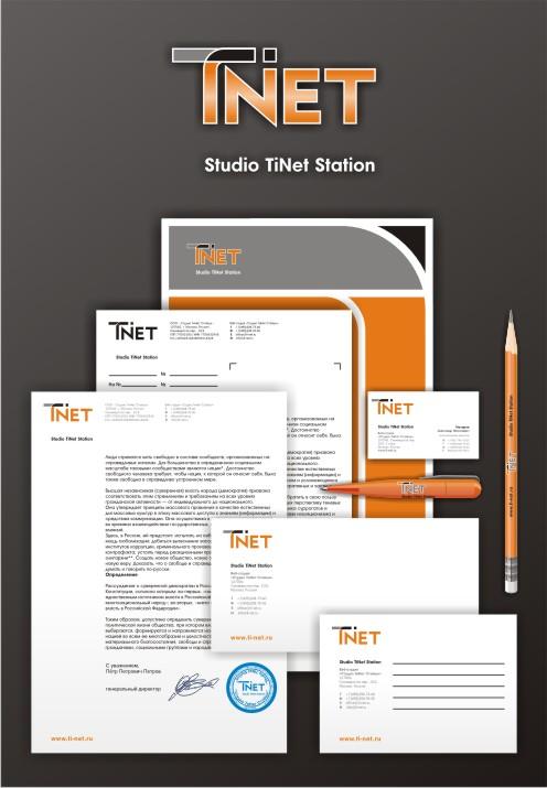 Студия Web-дизайна TiNet