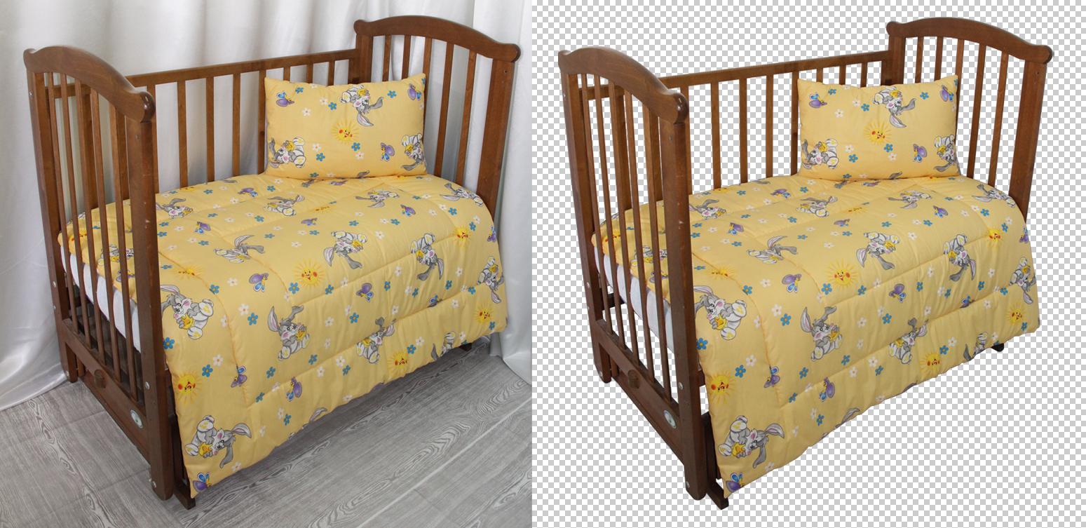 Обтравка (удаление фона) мебель