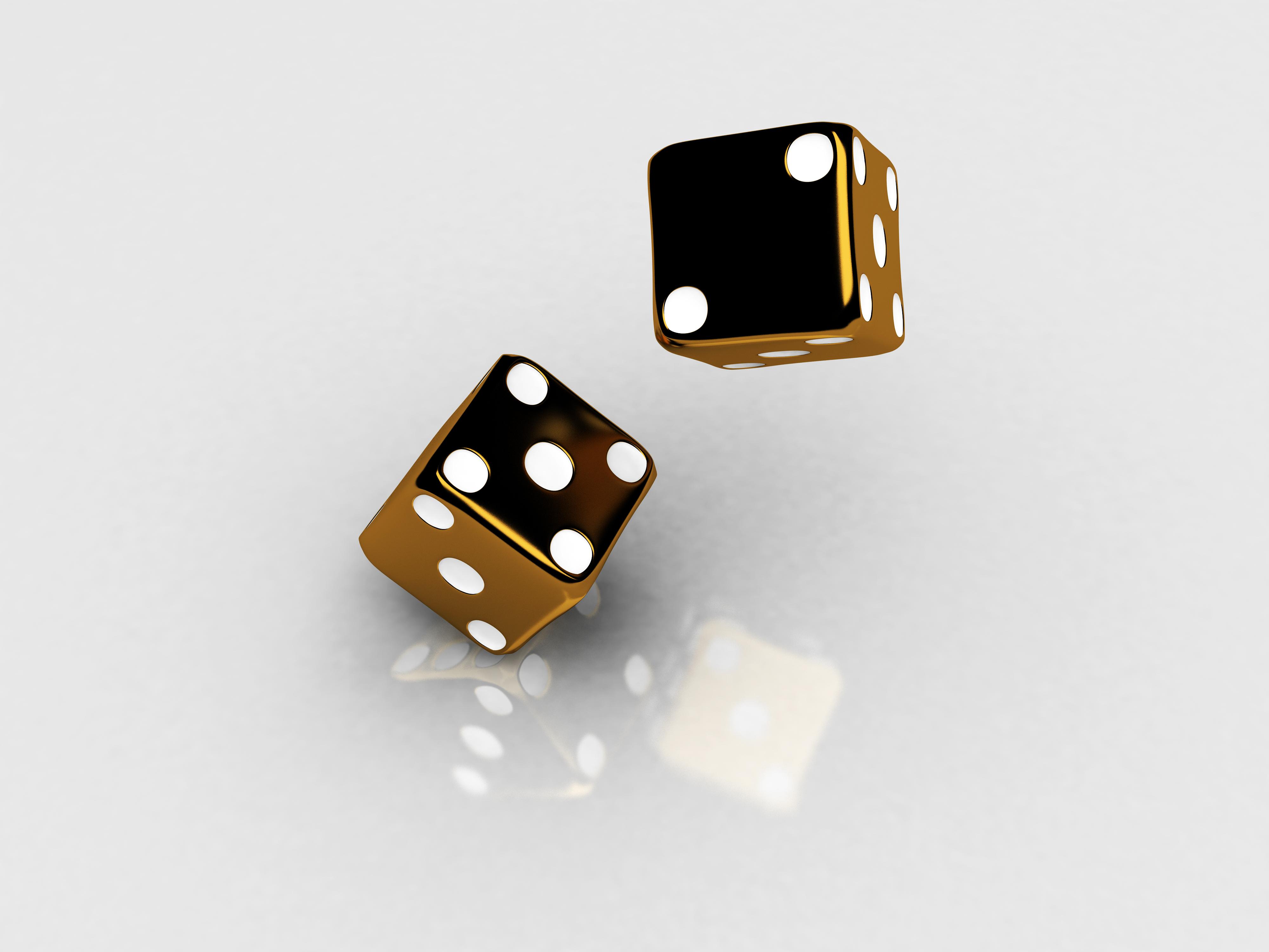 Игральные кубики 2