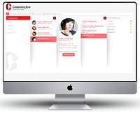 Дизайн админки для сайта