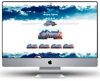 Дизайн сайта кондиционирования