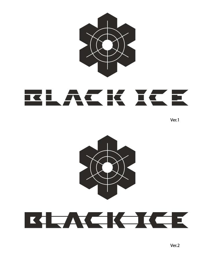 """Логотип + Фирменный стиль для компании """"BLACK ICE"""" фото f_143571389db684f0.jpg"""