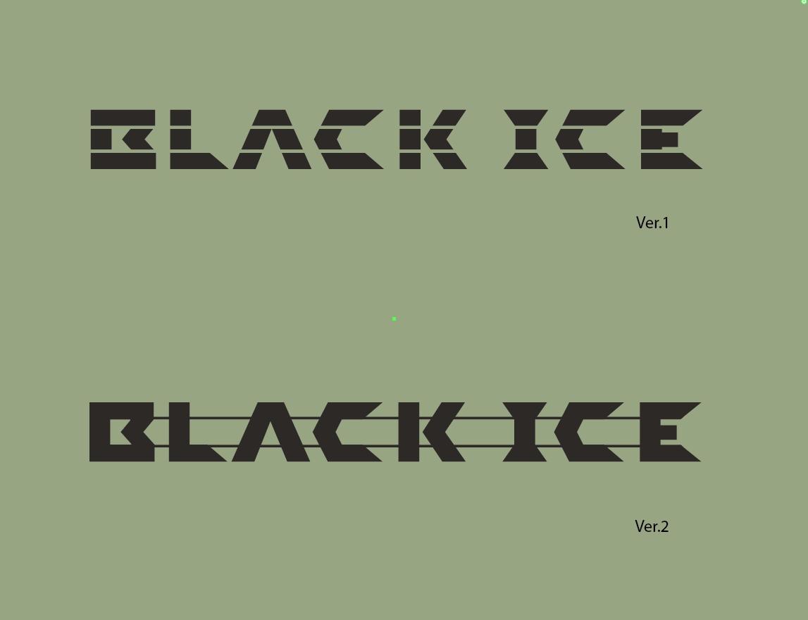 """Логотип + Фирменный стиль для компании """"BLACK ICE"""" фото f_67257138b55db397.jpg"""