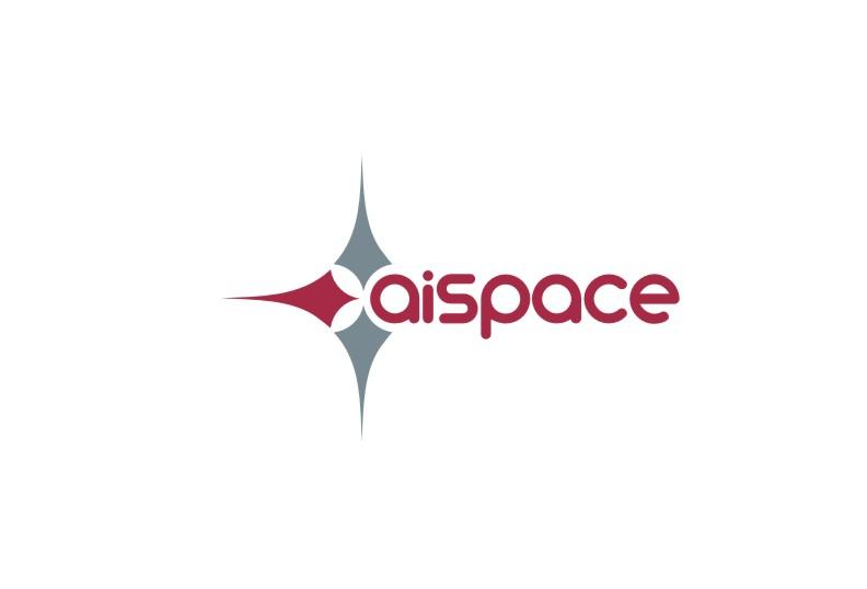Разработать логотип и фирменный стиль для компании AiSpace фото f_16651ad94616e20e.jpg
