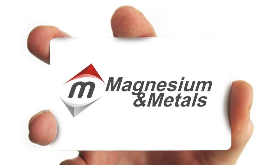Логотип для проекта Magnesium&Metals фото f_4e7db6443ed64.jpg