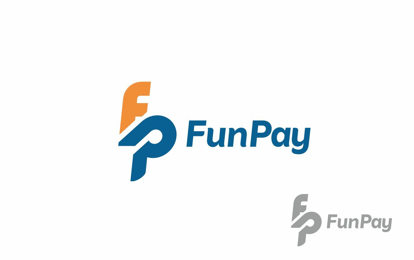 Логотип для FunPay.ru фото f_675599296e98354f.jpg
