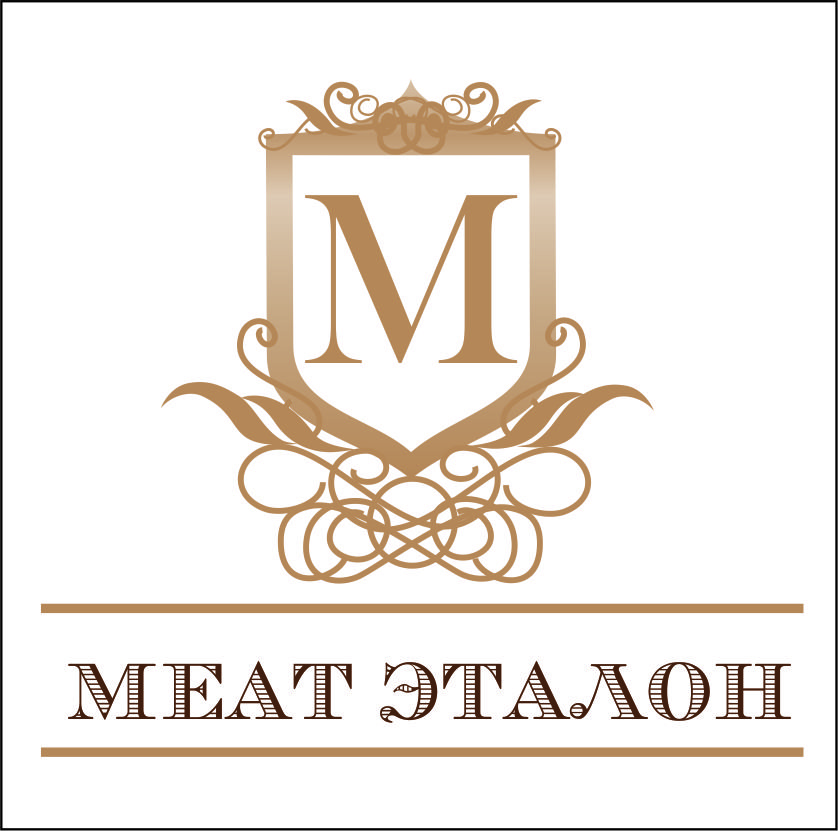 Логотип компании «Meat эталон» фото f_12956f279db3bbfb.jpg