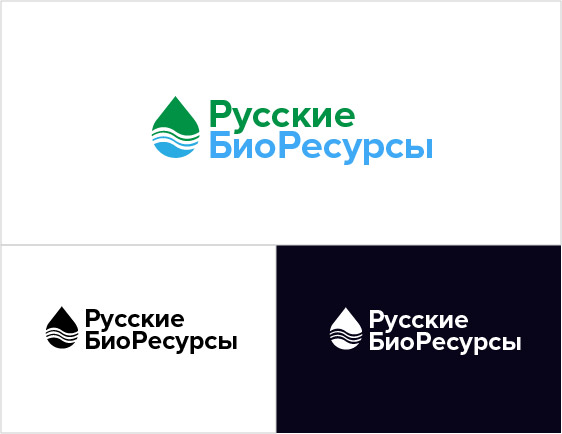 Разработка логотипа для компании «Русские Био Ресурсы» фото f_32158f7fd71c74a9.jpg