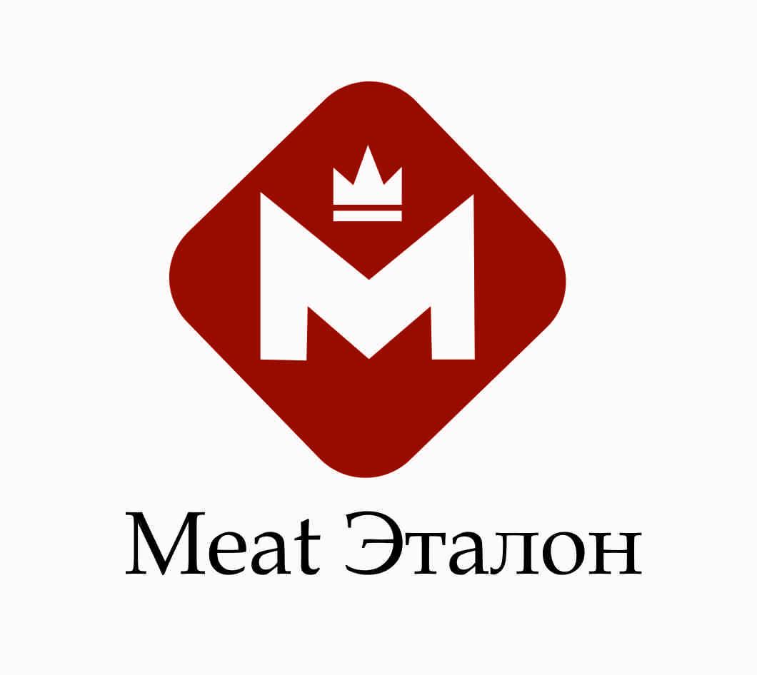 Логотип компании «Meat эталон» фото f_55257039c31c79db.jpg