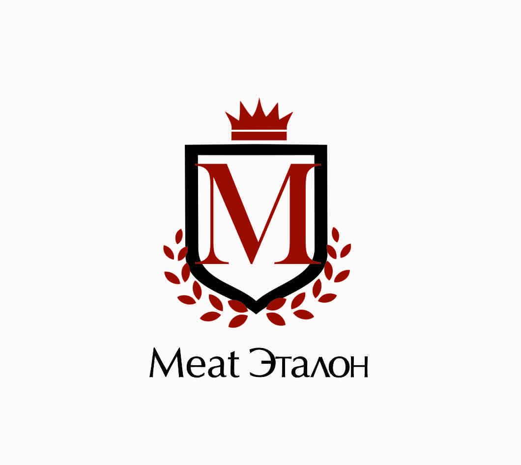 Логотип компании «Meat эталон» фото f_57357039f5e4032b.jpg