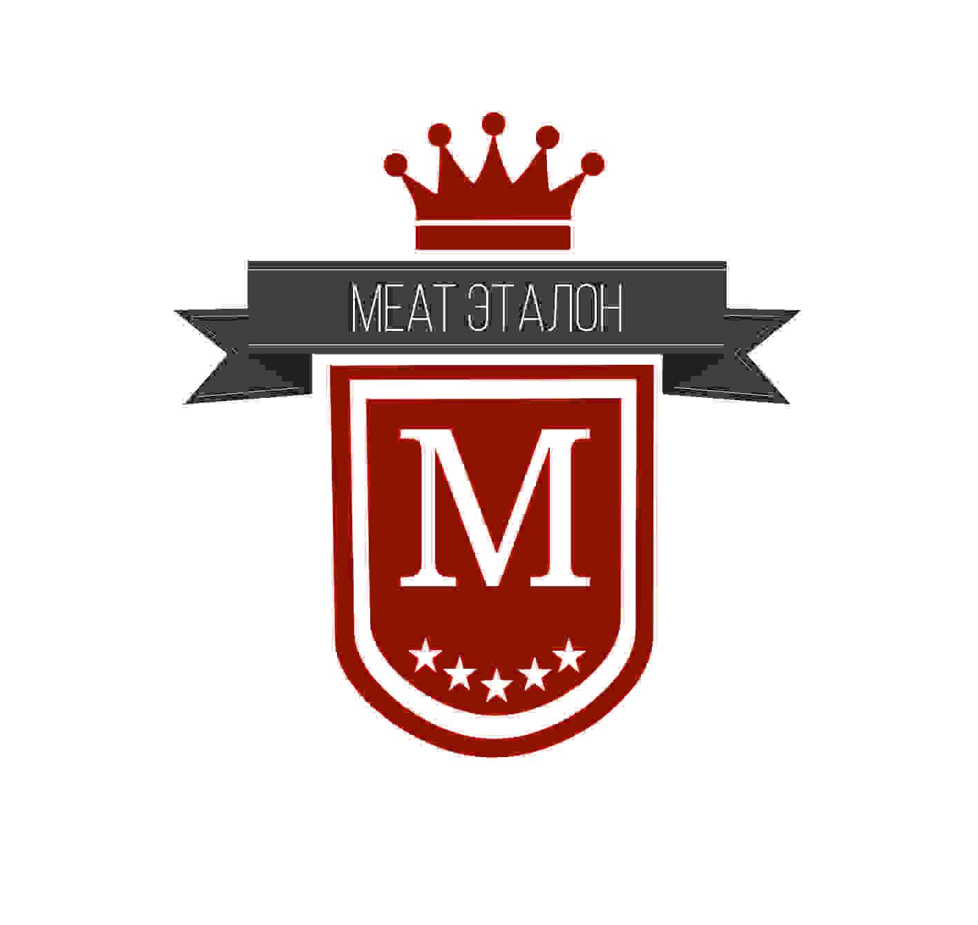 Логотип компании «Meat эталон» фото f_87257024d7b93752.jpg