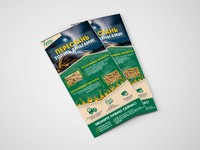 Качественно и в срок выполню дизайн листовки, буклета, визитки по низкой...