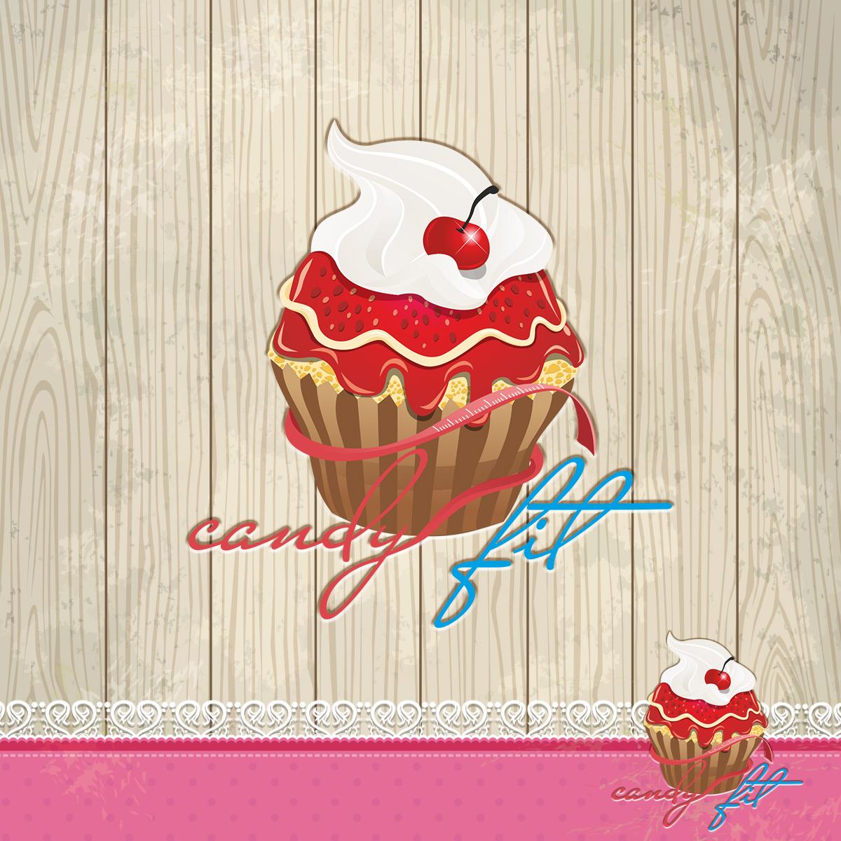"""Разработать логотип для """"CandyFit"""" фото f_02251f0fef036fa5.jpg"""