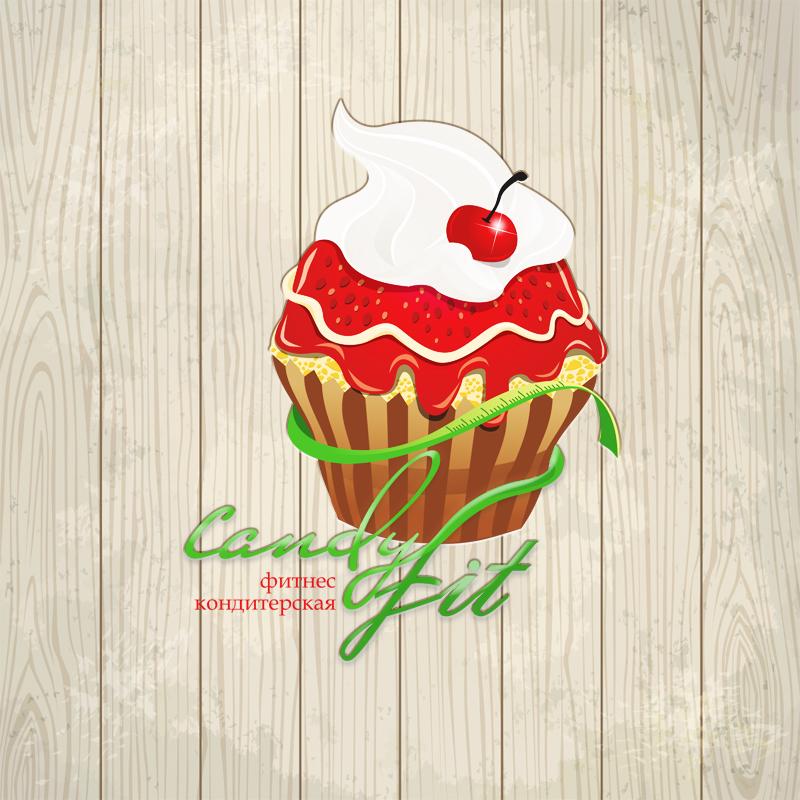 "Разработать логотип для ""CandyFit"" фото f_25151f14b7134fdf.jpg"