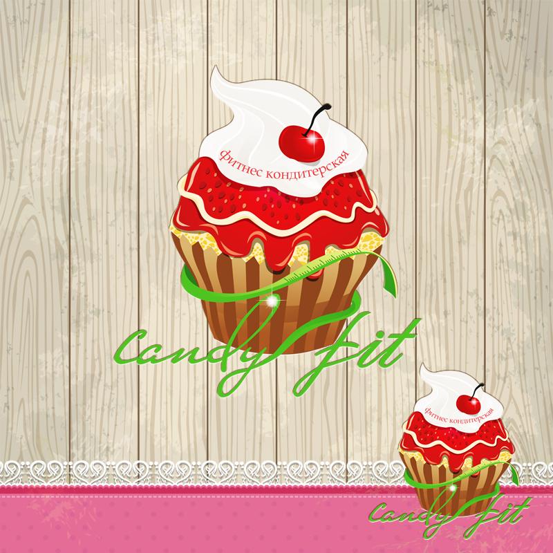 "Разработать логотип для ""CandyFit"" фото f_92451f14b653a148.jpg"