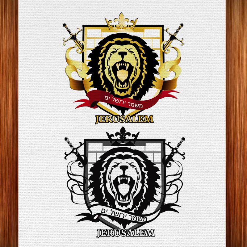 Разработка логотипа. Компания Страж Иерусалима фото f_97551f3a2a706b82.jpg