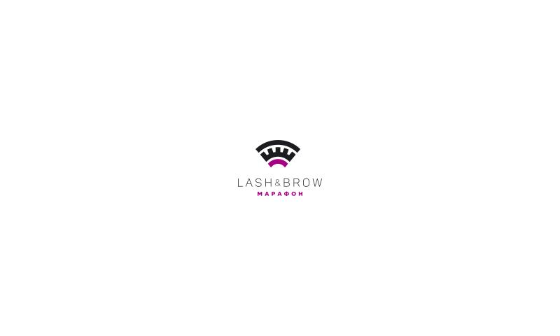 """Создание логотипа мероприятия """"Марафон Lash&Brow"""" фото f_26758f8897b96da3.png"""