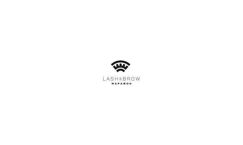 "Создание логотипа мероприятия ""Марафон Lash&Brow"" фото f_91258f8896c707ef.png"