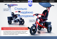 Vip-Trike Landing ИМ Simpla CMS