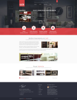 Kupe - Промо сайт
