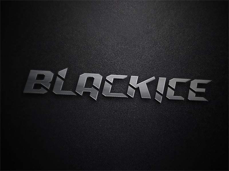"""Логотип + Фирменный стиль для компании """"BLACK ICE"""" фото f_967571346f0dc936.jpg"""