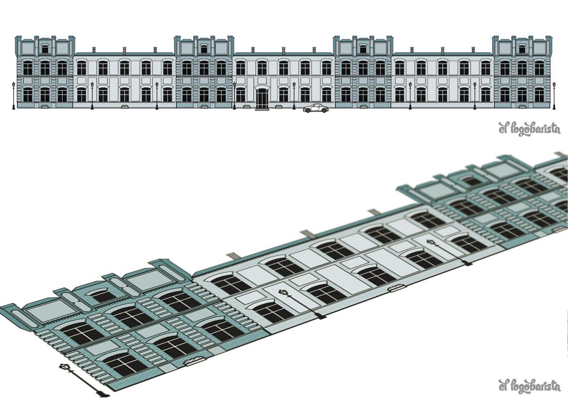 Фасад исторического здания во Владивостоке [1]