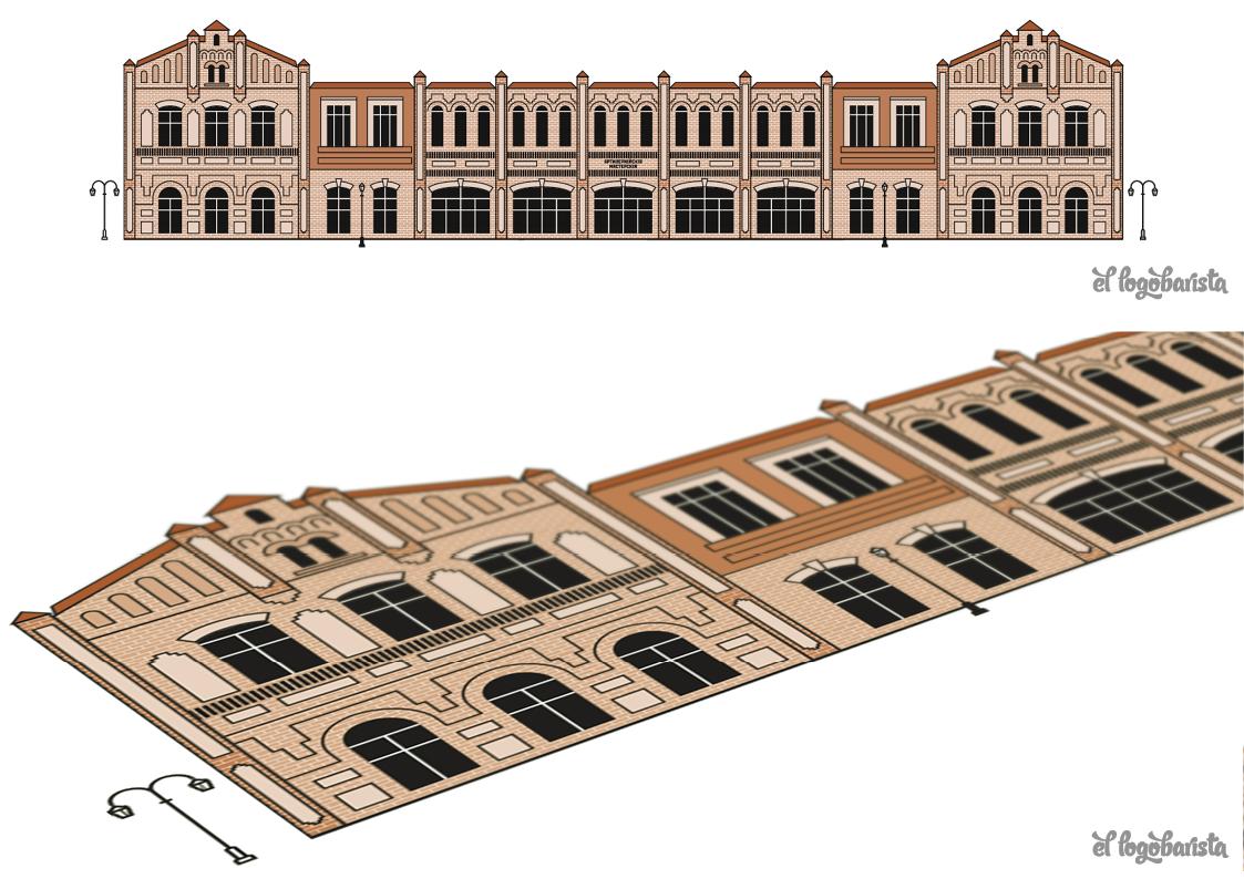 Фасад исторического здания во Владивостоке [2]