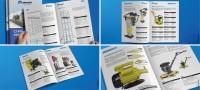 Ассортиментный каталог строительного оборудования